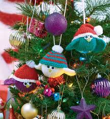 get in the mood with these and easy decs knitted