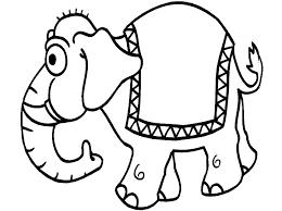 elephant template animal templates free u0026 premium templates