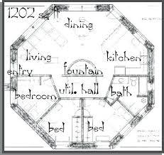 octagonal house plans mesmerizing octagon house floor plans ideas ideas house design