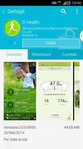 s health apk s note s health and other galaxy s5 apps available for