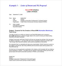 Sle Letter Of Certification Of Employment Request 10 Business Letter Of Intent Templates U2013 Free Sample Example
