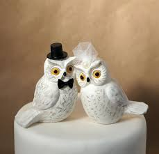 owl cake toppers modern design owl wedding cake topper bold ideas snowy white