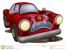 wrecked car drawing wrecked cartoon car stock vector image of assistance 45039429