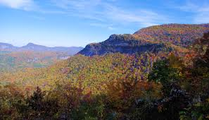 North Carolina scenery images Best mountain scenic drives for late fall color asheville nc jpg