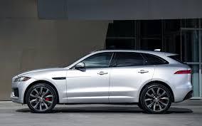 jaguar f pace grey jaguar f pace s 2017 us wallpapers and hd images car pixel