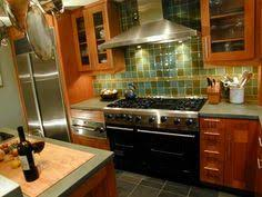 Glass Tile Kitchen Backsplash by Tile Splashback Ideas Pictures Kitchen Backsplash Cherry Cabinets