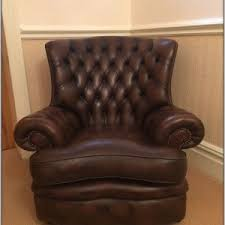 Chesterfield Wing Armchair High Back Wing Chair Leather Chairs Home Decorating Ideas Hash