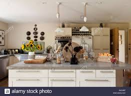 Lights In Kitchen by Pendant Lights In Kitchen Stock Photos U0026 Pendant Lights In Kitchen