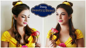 princess belle makeup look mugeek vidalondon