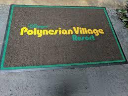 Disney Doormat Polynesian Resort Doormat Magic Kingdom Walt Disney Worl U2026 Flickr