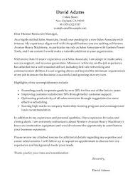 sales associate cover letter sales management resume best
