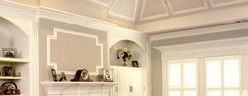 Home Interior Ceiling Design by Moulding U0026 Millwork Wood Mouldings At The Home Depot