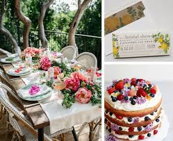 wedding shower it s a garden party boho bridal shower inspiration beacon