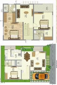 Luxury Duplex House Plans Celebrity Serenity By Celebrity Structures India Pvt Ltd 3 Bhk