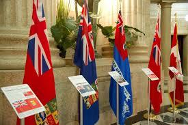 Manitoba Flag The Allied Merchant Navy Their Legacy U2026 Our Freedom