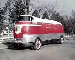 concept car of the week gm futurliner 1939 car design news