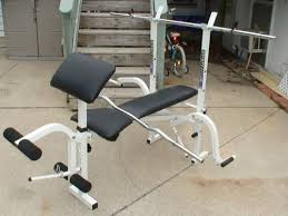Competitor Workout Bench Competitor 340 Weight Bench 75902730