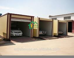modified shipping container carport two car portable garage