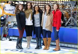 the fierce five to be in macy s thanksgiving day parade photo