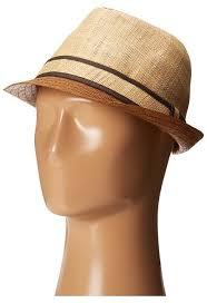where to buy raffia bahama raffia fedora with brown brim traditional hats