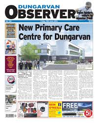 sle resume for tv journalist zahn cup calibration dungarvan observer 10 6 2016 edition by dungarvan observer issuu