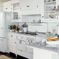 Vintage Looking Kitchen Cabinets Mostaza Seed Keys To A Classy Not Kitschy Vintage Style Kitchen