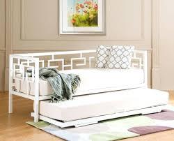 metal daybed with trundle twin white iron ikea u2013 ultimatemacintosh com