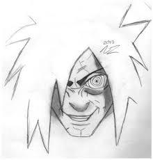 face u0027 madara sketch by solrequiem on deviantart