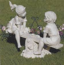 127 best lawn statues images on garden statues yard