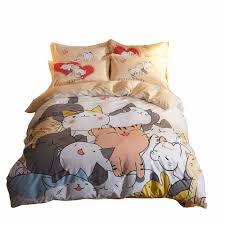 online get cheap twin cat bedding set aliexpress com alibaba group