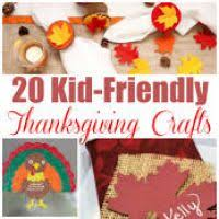 easy kid friendly thanksgiving crafts divascuisine