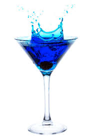 cocktail splash blue cocktail recipes bleu liberty ideas for the house