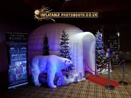 Inflatable Photo Booth Christmas Photo Booth Hire U0026 Rental Inflatable Photobooth