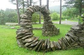 Backyard Fireplace Ideas Creative Building Outdoor Fireplace Ideas Gravity Defying Stonework