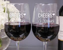 his hers wine glasses personalized wedding gift wine glasses set of two custom