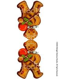 gingerbread man clip art gingerbread clipart pinterest