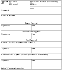 non conformance report form template qsm 07 quality management system manual for facilities registered