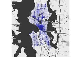 Chicago Crime Heat Map by Predicting And Plotting Crime In Seattle Hi I U0027m Jay