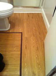 bathroom floor repair water damage wood floors