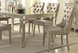 Mirrored Dining Room Furniture Mirrored Dining Room Table Where To Buy Mirrored Base Dining Room