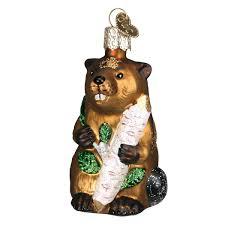 woodland u0026 forest animal ornaments traditions