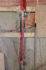 basement progress framing and electrical satori design for living