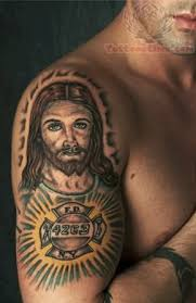 15 inspiring jesus tattoos u0026 designs on neck forearm u0026 back