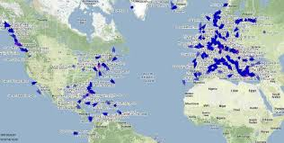 map port cruise port tracker tracking map live view live ship traffic