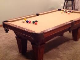 used brunswick pool tables for sale brunswick allenton 7 sold sold used pool tables billiard tables