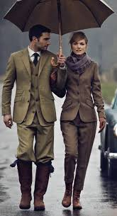 tweed jacket gains popularity