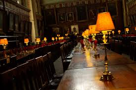 Hogwarts Dining Hall by Channeling Harry Potter In Oxford At Christ Church College