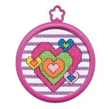 bucilla my 1st stitch counted cross stitch kits mini