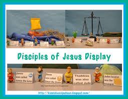 bible fun for kids jesus picks his disciples