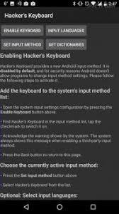 hacker keyboard apk hacker s keyboard apk